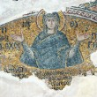 Virgin Mary, mosaic from Istanbul — Stock Photo