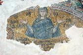Virgin Mary, mosaic from Istanbul — Stock Photo