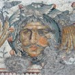 Stock Photo: Head of ocean, mosaic, Istanbul
