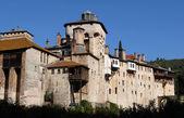 Monastery Hilandar, Holy Mount Athos — Stock Photo