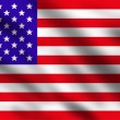United States of America flag — Stock Photo #3240486