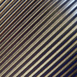 Stock Photo: Striped plastic surface
