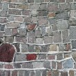 Stock Photo: Stones wall
