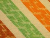 Striped fabric — Stock Photo