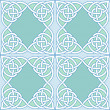 Seamless tile blue — Stock Photo