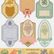 Vintage style labels — Stock Vector #2936320
