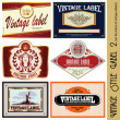 Vintage Label — Stock Vector #3164733