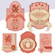Vintage Label — Stock Vector #3308271