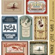 Vintage style label — Stock Vector
