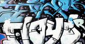 Sfondo muro graffiti — Foto Stock