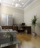 интерьер офиса — Стоковое фото