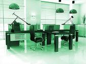 オフィスのインテリア — ストック写真