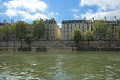 Parisian landscape — Stock Photo