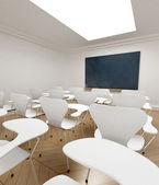 El salón de clases — Foto de Stock