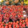 Stock Photo: Fruit stall
