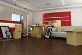 Nuovo appartamento — Foto Stock