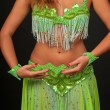 Belly Dancer — Stock Photo #3923013