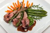Lamb Chop — Stock Photo