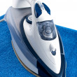 Stock Photo: Electric iron