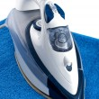 Electric iron — Stock Photo