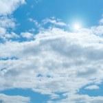 céu — Fotografia Stock  #3340554
