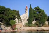 Dominican monastery - Bol — Zdjęcie stockowe