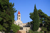Dominican monastery - Bol — Stock Photo