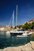 Bol - island Brac (Croatia) — Stock Photo