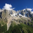 Grandes Jorasses — Stock Photo #3921802