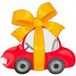 Gift car — Stock Photo #2707365
