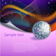 Disco Abstract Background — Stock Vector #2806126