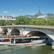 Seine. - Stock Photo