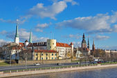 Riga Castle. — Stock Photo