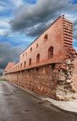 City wall. — Stock Photo