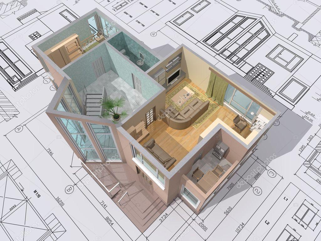 Дизайны домов проекты