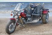 Motocykl. — Zdjęcie stockowe