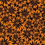 Vector abstract seamless wallpaper — Stock Vector #3160927