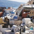 Santorini Oia TS — Stock Photo