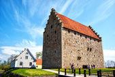 Glimmingehus castle 03 — Stock Photo