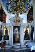 Rethymnon church interior — Stock Photo