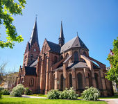 Malmo church 02 — Stock Photo