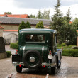Old wedding car — Stockfoto #3520723
