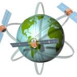 uydu iletişim — Stok fotoğraf