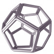 Dodecahedron — Stock Photo
