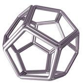 Dodecahedron — Stockfoto