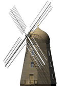 Ancient windmill — Stock Photo