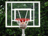 Basketball — Fotografia Stock