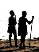 Aborigines — Stock Photo