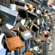 Stock Photo: Locks