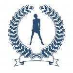 nuevo emblema 2 — Vector de stock  #3032321